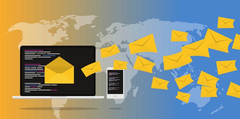como criar lista de email de sucesso