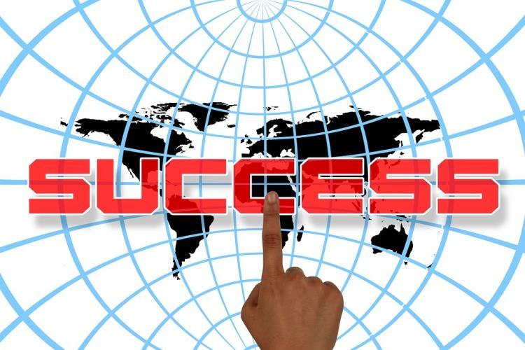 sucesso online